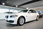 [BPS] BMW總代理 台北汎德原廠認證中古車 中央大螢幕 520i 白色