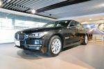 BPS BMW總代理 台北汎德原廠認證中古車 730d 黑色