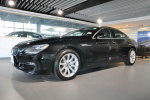 BPS BMW總代理 台北汎德原廠認證中古車 四門轎跑 640i GC 黑色