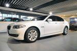 BPS BMW總代理 台北汎德原廠認證中古車 經典直列六缸 523i 白色