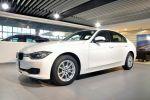 BPS BMW總代理 台北汎德原廠認證中古車 前座電動椅 318d 白色