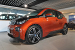 BPS BMW總代理 台北汎德原廠認證中古車 i3 油電增程版 橙/黑色