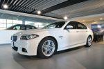BMW總代理 BPS 台北汎德原廠認證中古車 M款套件 528i 白色