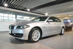 BPS BMW總代理 台北汎德原廠認證中古車 小改款 520d 銀色