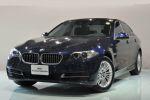 BMW總代理 BPS 台北汎德原廠認證中古車 小改款 520i 深藍色