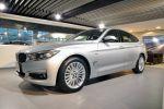 BMW總代理 BPS 台北汎德原廠認證中古車 獨家代理 320dGT 銀色