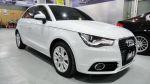 [瑞德汽車]2014年 Audi A1 1.4T 五門 時尚白色 時尚低調