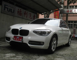 BMW(寶馬)116I Sport Line 1.6 渦輪增壓 總代理