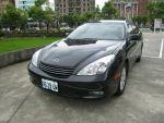 ~優質嚴選2003年LEXUS黑色ES300頂級豪華版3.0cc~