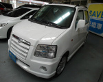【祐慶汽車】SUZUKI SOLIO 1.3 貨車版省稅金  save認證
