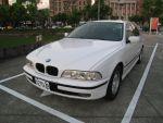 ★HOT認證1998年BMW523E39白色泛德總代理★