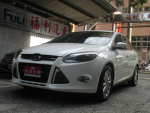 FORD(福特)ALL NEW FOCUS 1.6 天窗 頂級 GPS