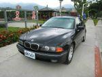★財神推薦1997年BMW528總代理E39型黑色★