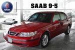 2005 SAAB 9-5 經典不滅 市場少見 車況極美 里程保證『九億汽車』