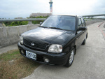 ★優質代步車來了Nissan(進行曲)2004年1.3cc黑色★
