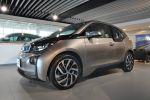 BPS BMW總代理 台北汎德原廠認證中古車 i3 綠能純電版 銀/黑色