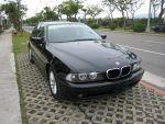 ★HOT認證2002年式BMW520I總代理E39型2.2cc黑色★
