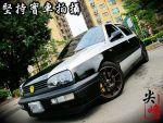 【尖峰汽車】經典GOLF 三代目 稀有手排 保證實車在庫 值得收藏 歡迎鑑賞
