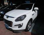 祐慶汽車2015納智捷白U7 運動版 SPORT大包 SAVE認證