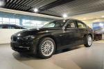 BMW總代理 BPS 台北汎德原廠認證中古車 大改款 豪華版 320i 深棕色