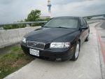 ★HOT認證2002年VOLVO S80 T6雙渦輪增壓引擎2.9cc 黑色☆