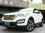 【詠信車業 SAVE認證】SANTA FE 現代 AWD2.2 柴油