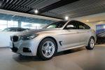 BMW總代理 BPS 台北汎德原廠認證中古車 M款套件 320iGT 銀色