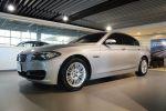 BMW總代理 BPS 台北汎德原廠認證中古車 520i 配備大螢幕 銀色