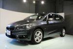 BPS BMW總代理 台北汎德原廠認證中古車 七人座休旅 218dGT 深灰