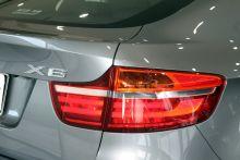 """""""BMW-X6""""的車尾銘牌圖片"""
