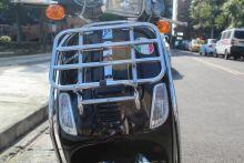 義大利原廠製造-稀有方型頭燈
