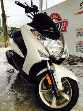 2015 SMAX155 白色