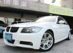 【詠信車業 SAVE認證】M323i BMW 2007年 正M包 迎賓燈 影音