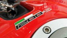 JRS汽車服務中心 Ducati Monster 1200S