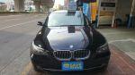 [祐慶汽車]2008 BMW 523i 黑  2500cc SAVE認證