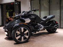 三輪重機 Can-Am Spyder F3-S 黑 現車
