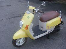 2006年  自售  山葉 QC  黃色   車美