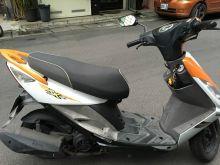 SYM-RX110 2012年車好發好騎,近萬華,誠可議(急售)