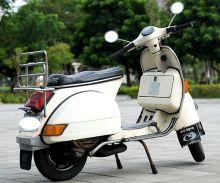 Vespa偉士牌PX-150E出售,少騎收藏佳