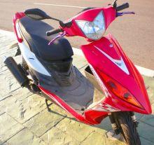 中央當舖 流當拍賣 2010 光陽 VJR 111c.c.雙色塗裝 雙后避震