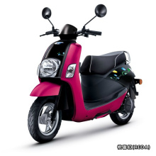 中華em50 YB130(精緻型)電動車e-moving電氣二輪車紅色
