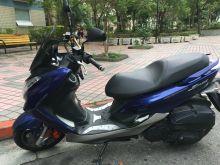 yamaha smax 155 藍色 自售