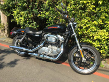 2013 Harley XL883L 原廠無改 黑色