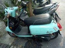 jbubu115 105年女用車 tiffany藍 少騎只要58000誠可議