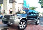 【銓鑫汽車】2006年FORD ESCAPE2.3休旅車,ABS,SRS倒車雷達