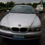 [祐慶汽車]2002 BMW 銀色  520iA  SAVE認證 可全貸