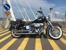 2009 Harley Davidson Softail Deluxe 1.6