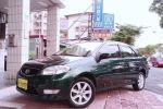 【銓鑫汽車】2003年TOYOTA VIOS G版,液晶螢幕,優質代步車