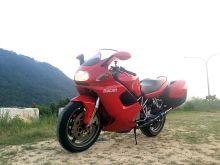 【正紅牌】Ducati ST4s 996引擎《附原廠箱子》超級旅跑車