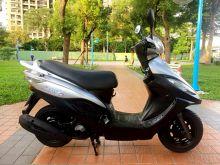 自售2012年光陽V2-125 全車原廠優質代步車 車況超順暢好騎保證免修車